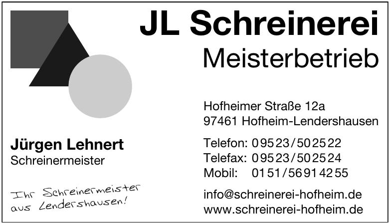 JL Schreinerei