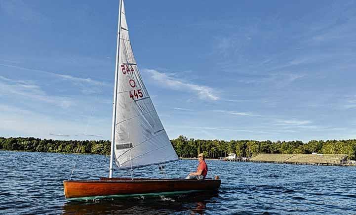 Die Perle der Altmark wird der 514 Hektar große See auch liebevoll genannt.