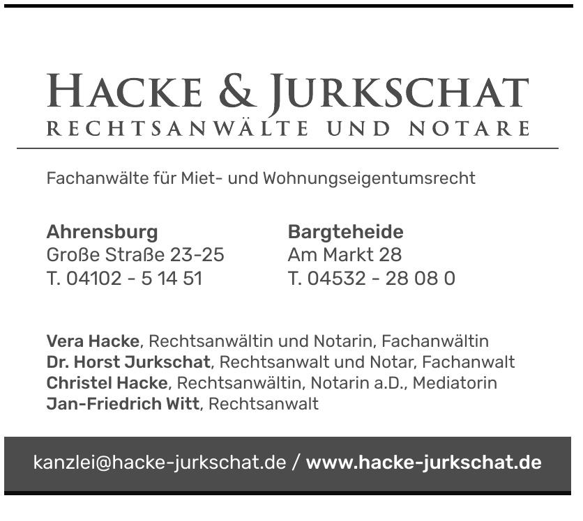 Hacke & Jurkschat