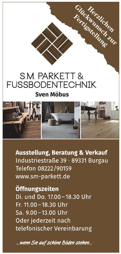S.M. Parkett & Fußbodentechnik
