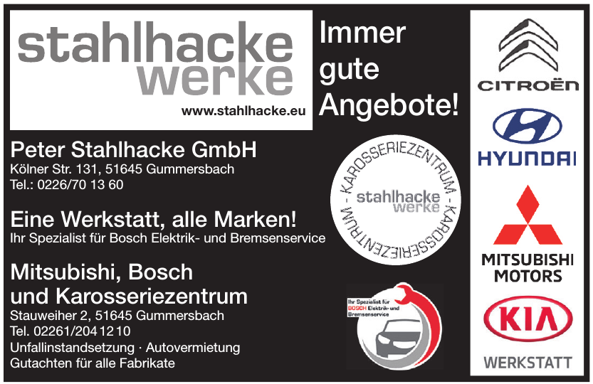 Peter Stahlhacke Werke GmbH