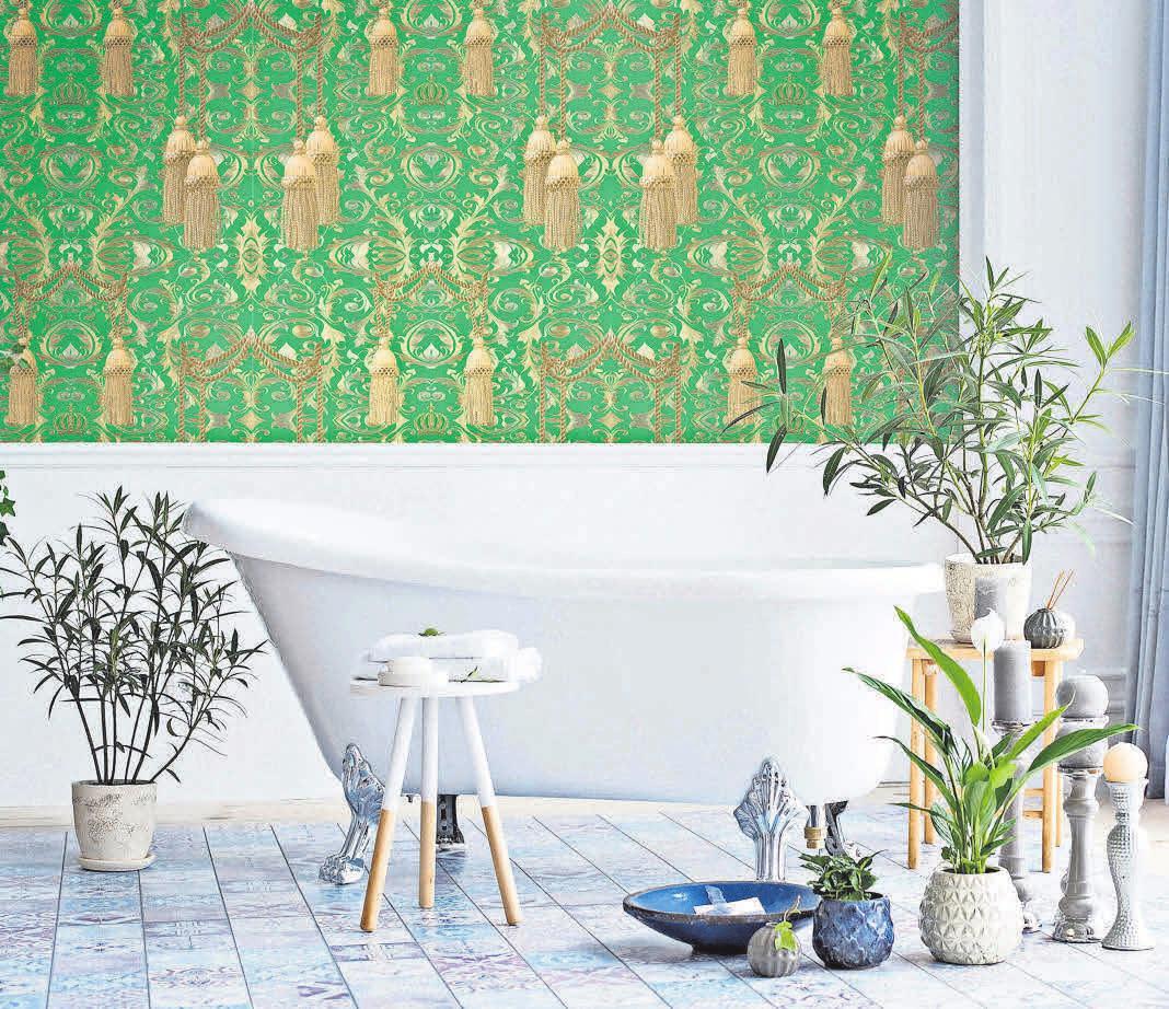 Möbel und Accessoire sollten farblich zueinander passen. Ton-in-Ton-Konzepte sorgen für mehr Behaglichkeit in den eigenen vier Wänden. Foto: djd / JvH - HABUFA Meubelen B.V.