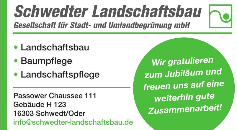 Schwedter Landschaftsbau