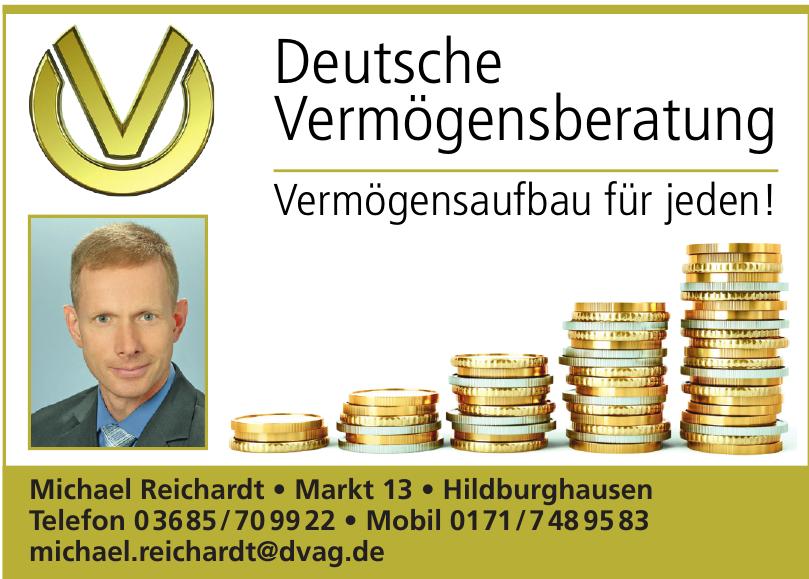 Deutsche Vermögensberatung Michael Reichardt