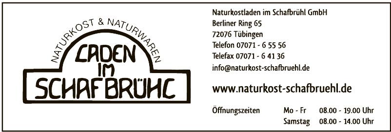 Naturkostladen im Schafbrühl GmbH