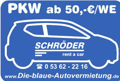 Schröder - Rent a Car