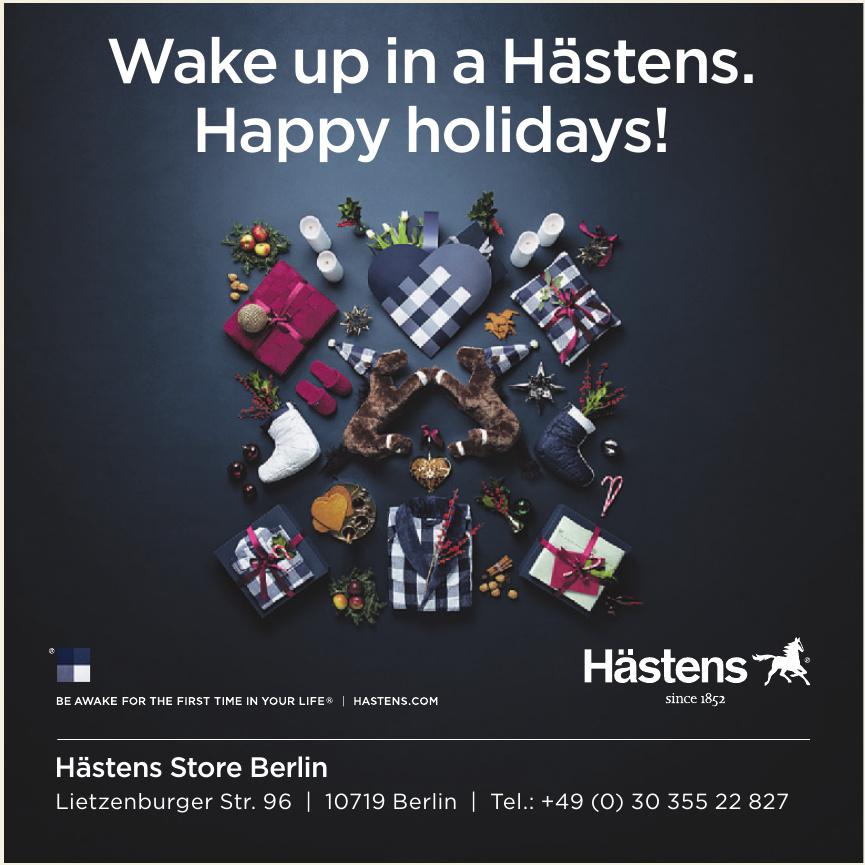 Hästens-Store Berlin