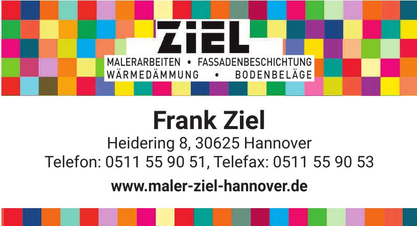 Frank Ziel