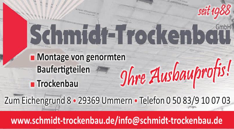 Schmidt-Trockenbau GmbH