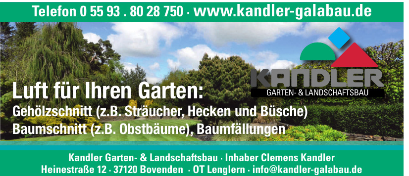 Kandler Garten- & Landschaftsbau