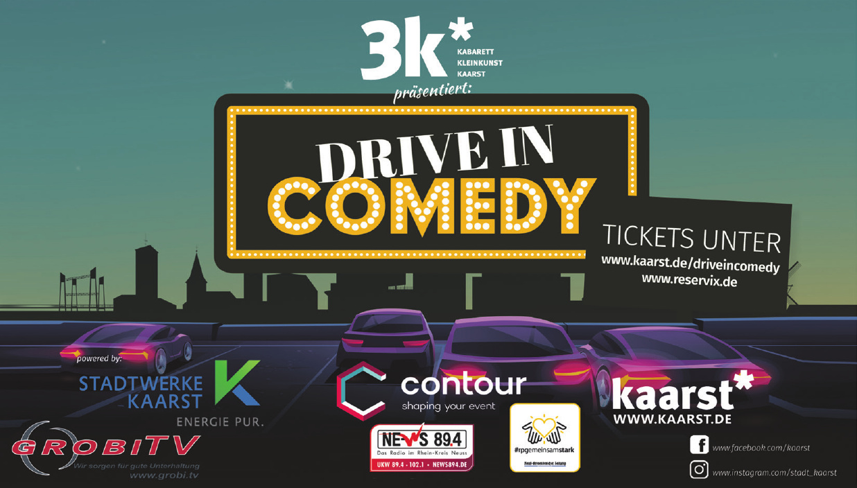 Drive in Comedy