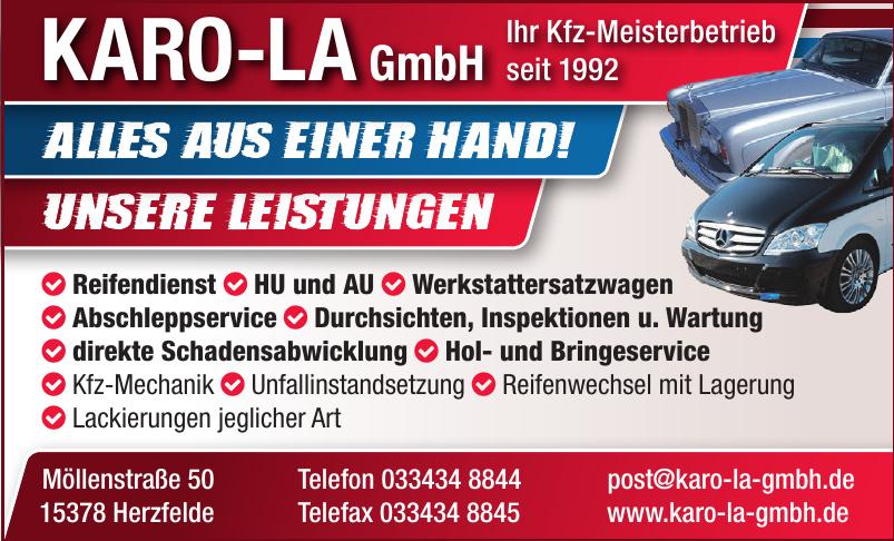 KARO-LA GmbH