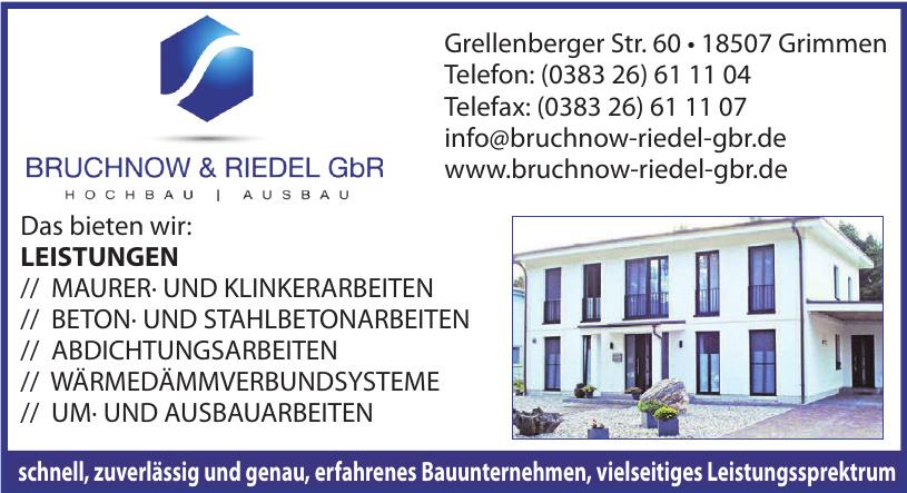 Bruchnow & Riedel GbR
