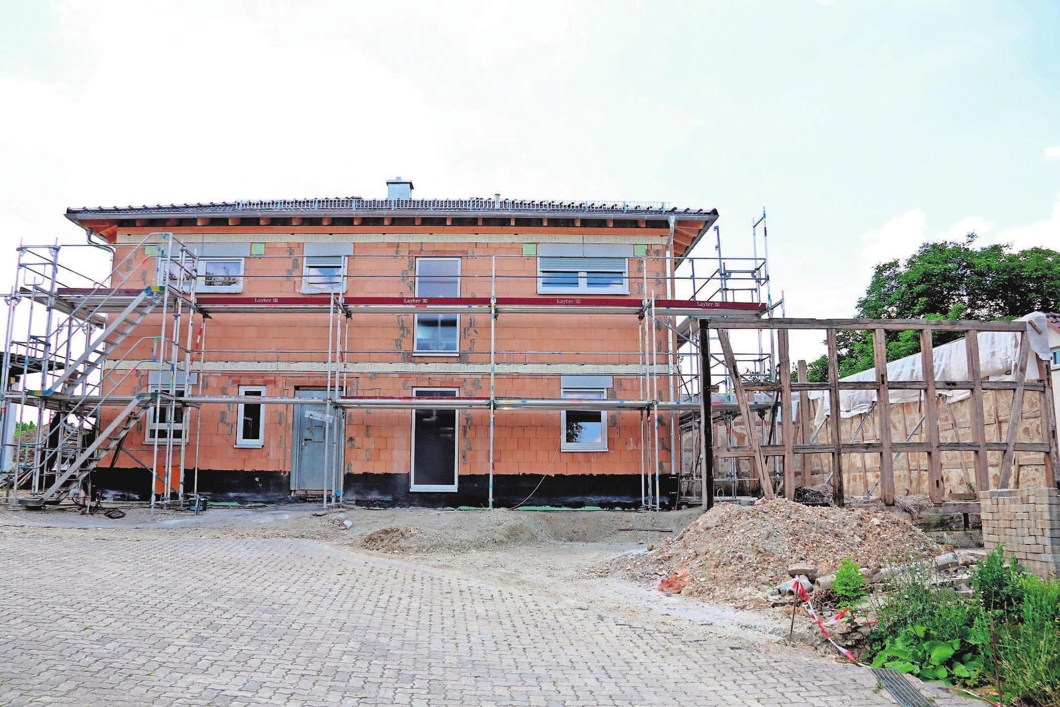 Bei der individuellen Planung berücksichtigt Kröckel-Bau die persönlichen Wohnwünsche der Bauherren.Fotos: Alexandra Kemnitzer
