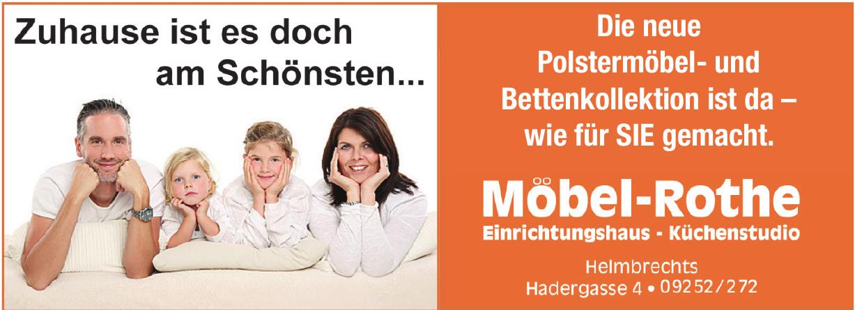 Möbel-Rothe Einrichtungshaus - Küchenstudio