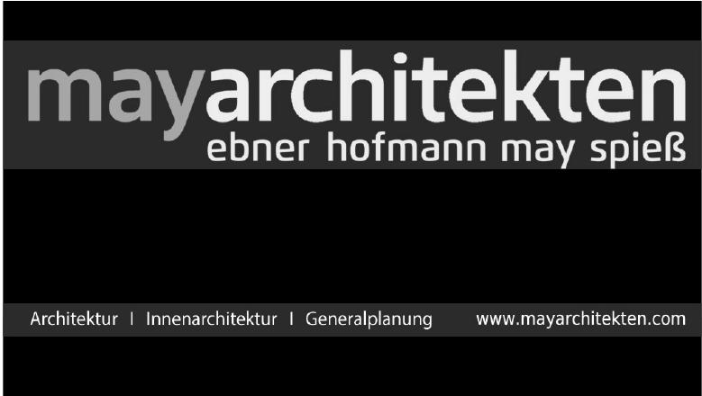 mayarchitekten gmbh ebner - hofmann - may - spieß