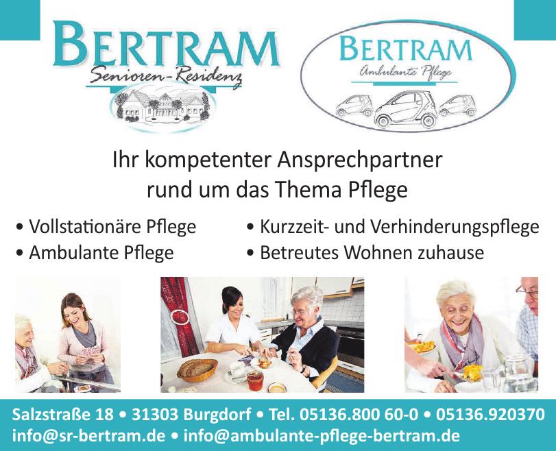 Senioren-Residenz Bertram
