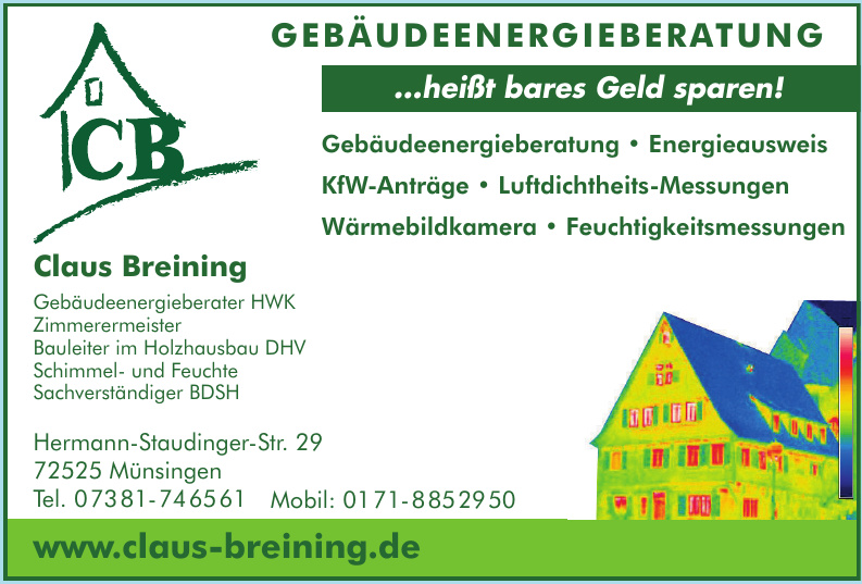 Claus Breining