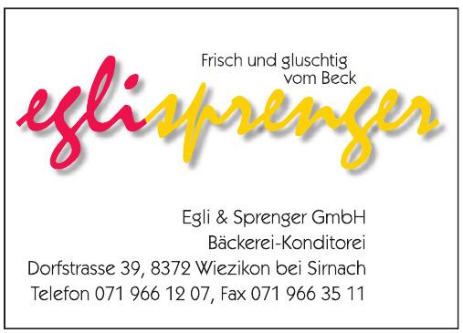Egli & Sprenger GmbH