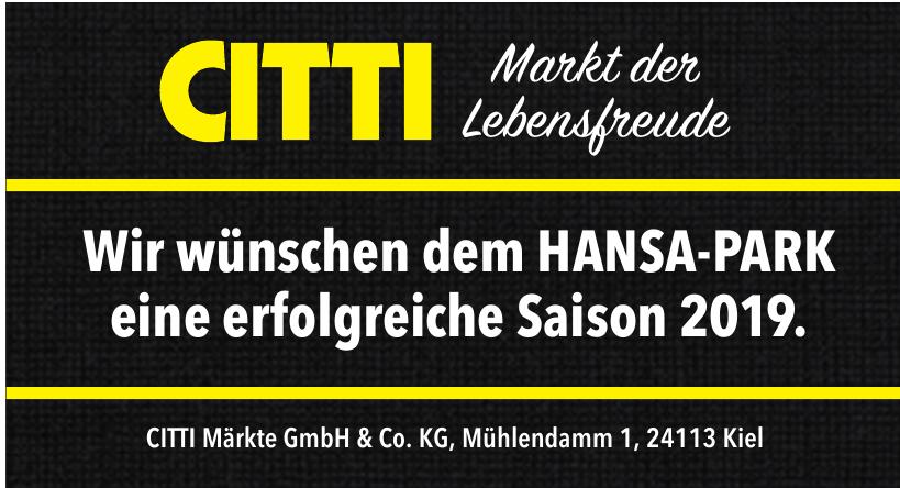 CITI Märkte GmbH & Co. KG