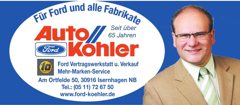 Auto Köhler