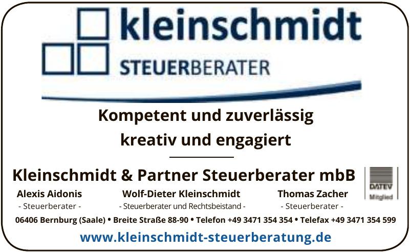 Kleinschmidt & Partner Steuerberater mbB