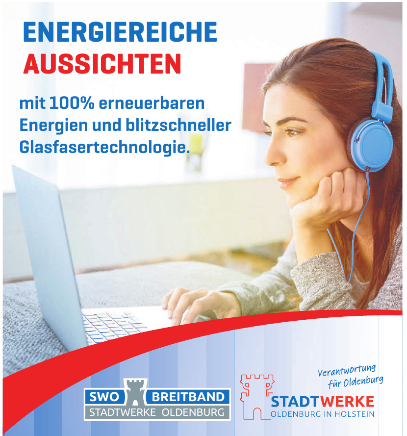 SWO Breitband Stadtwerke Oldenburg - Stadtweke Oldenburg in Holstein