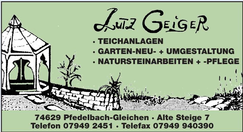 Lutz Geiger
