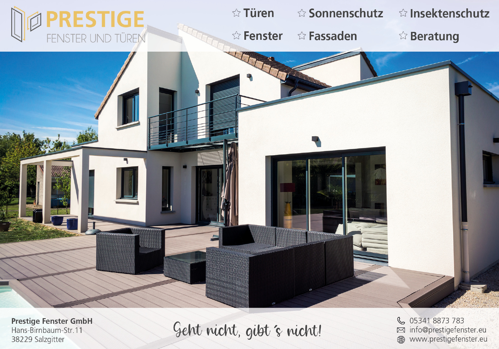 Prestige Fenster Gmbh