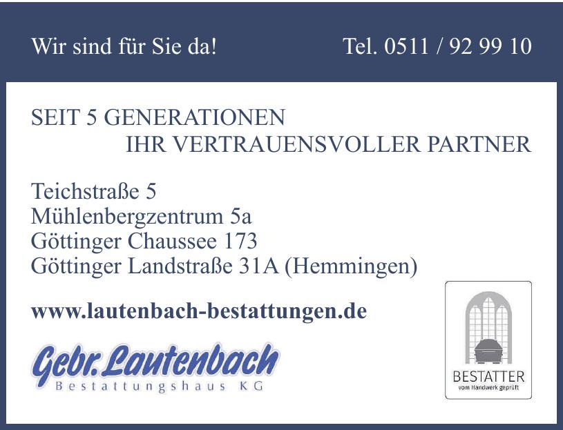 Gebr. Lautenbach