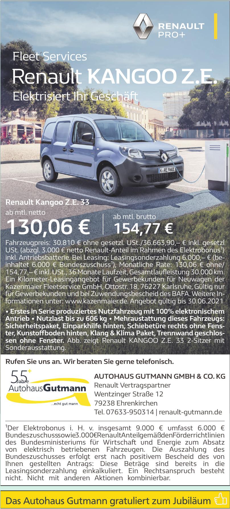 Autohaus Gutmann GmbH & Co.KG
