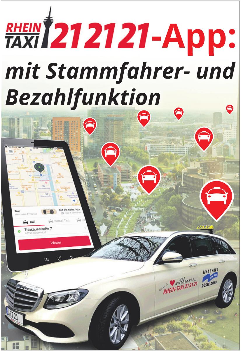 Rhein-Taxi