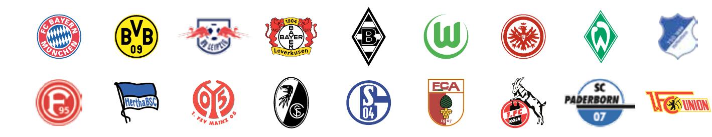 Bundesliga Saison 2019/2020 Rückrunde Image 2
