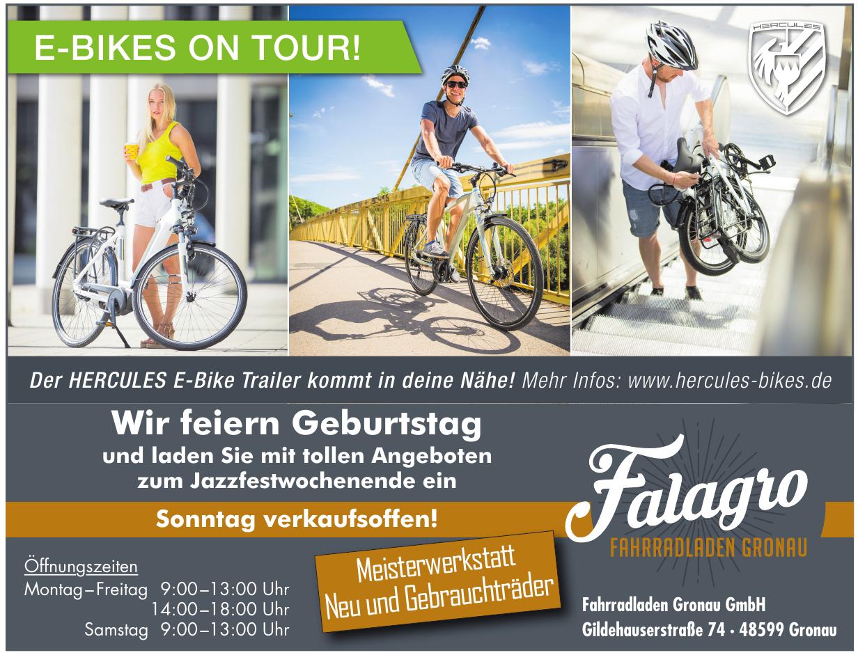 Falagro Fahrradladen Gronau GmbH
