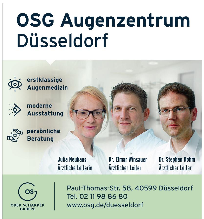 OSG Augenzentrum Düsseldorf