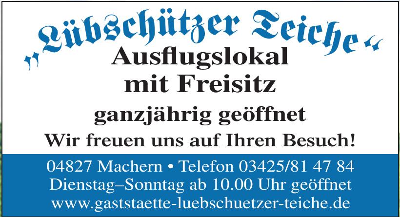 """""""Lübschützer Teiche"""""""