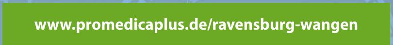 Promedica Plus Ravensburg-Wangen