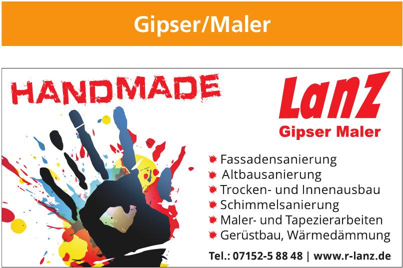 Lanz Gipser Maler