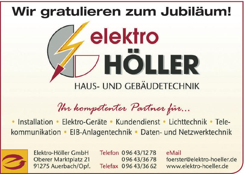 Elektro-Höller GmbH