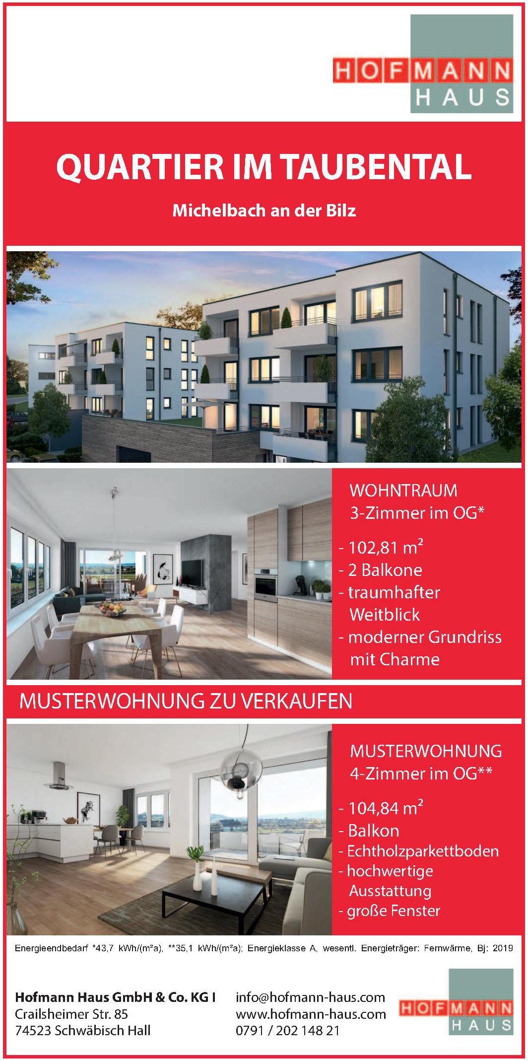 Hofmann Haus GmbH & Co. KG