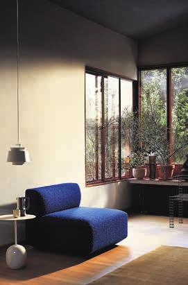 8 Ein Einzelelement aus der modularen Sitzmöbelserie Develius von &Tradition. (andtradition.com)