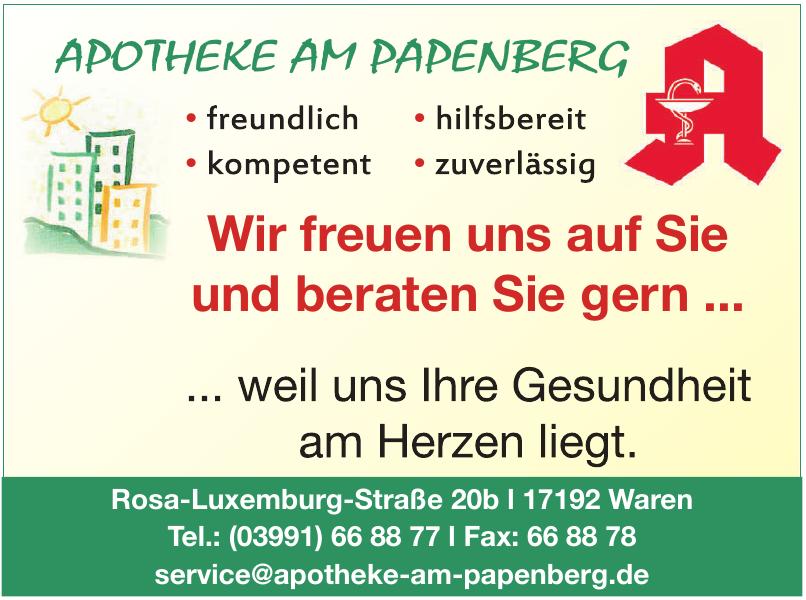 Apotheke am Papenberg