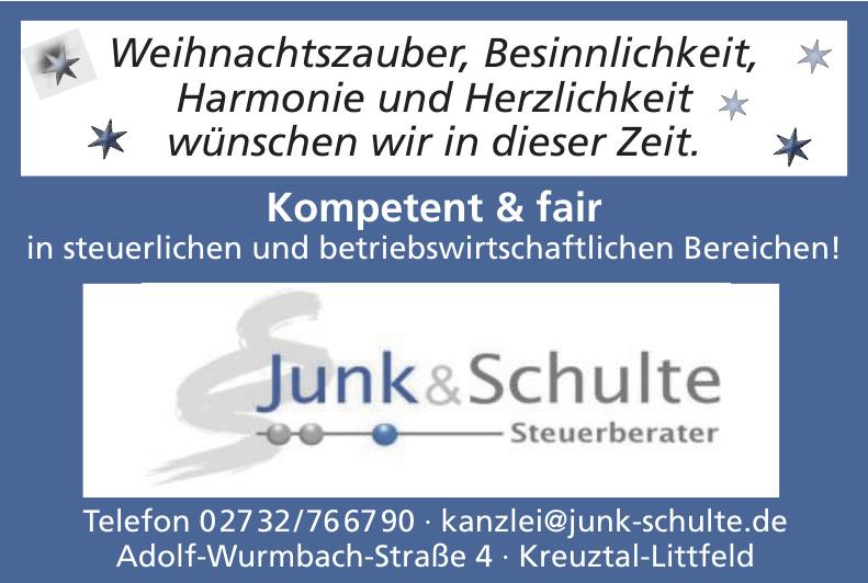 Rainer Junk & Nikolai Schulte Steuerberater