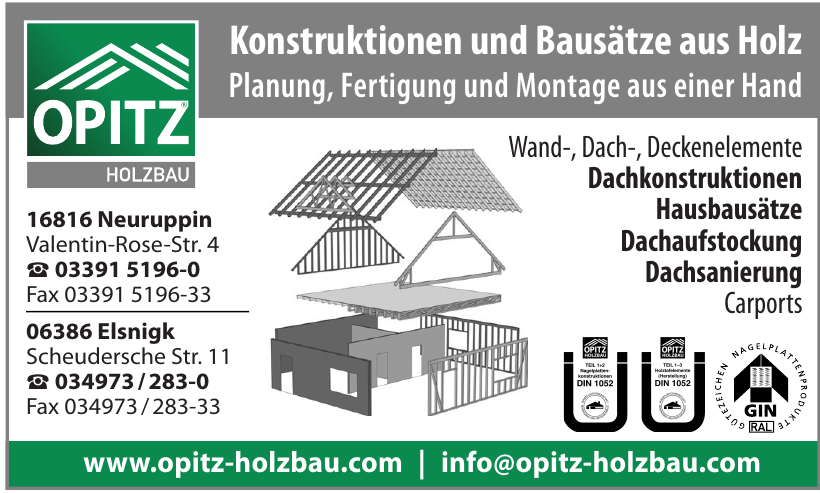 Opitz Holzbau