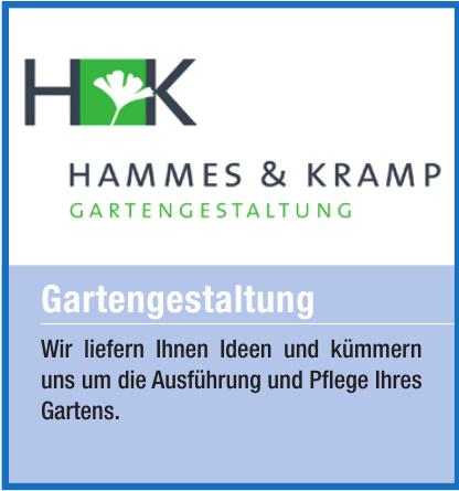 Hammes & Kramp - Gartengestaltung