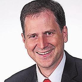 Marcel Zollinger Vorsitzender der Bankleitung, Raiffeisenbank Untere Emme