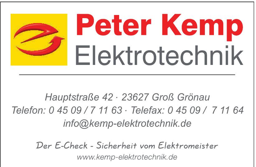 Peter Kemp Elektrotechnik