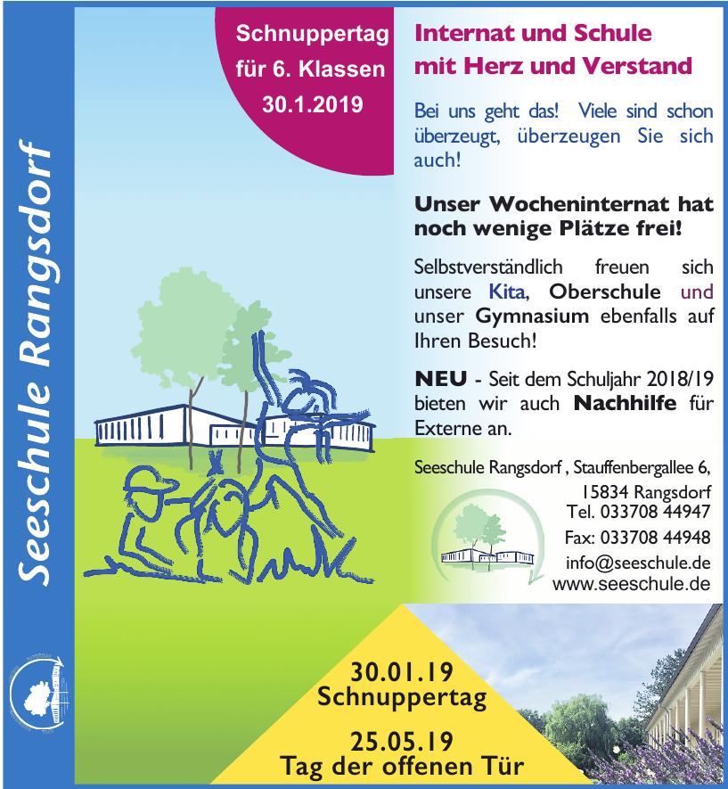 Seeschule Rangsdorf