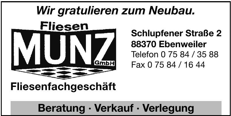 Munz Fliesen GmbH