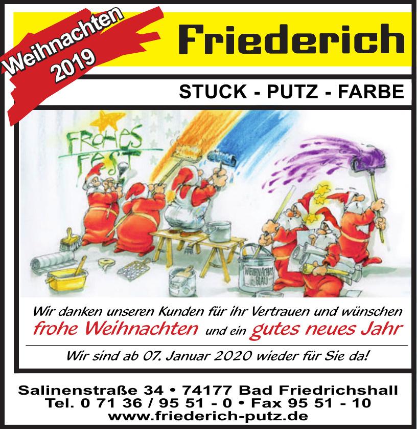 Friederich Putz